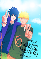 Naruto Road To Ninja : Friends 4ever by Cassy-F-E