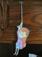 Grappling Hook Mabel Paperdoll by KittyCatAddict