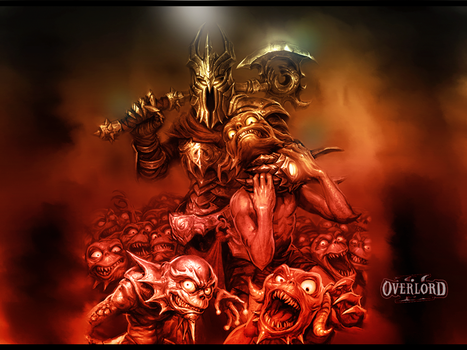 Overlord by RedDevil00