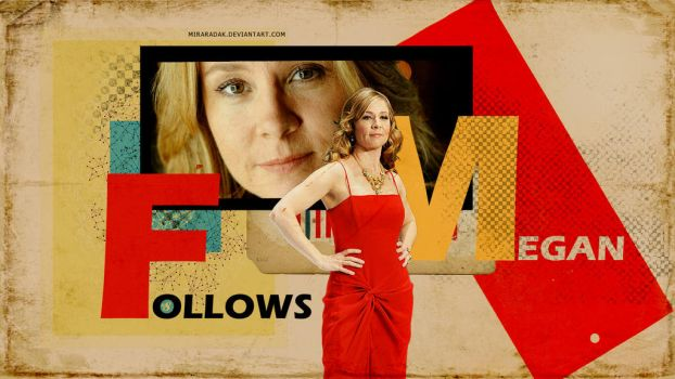 Megan Follows by miraradak