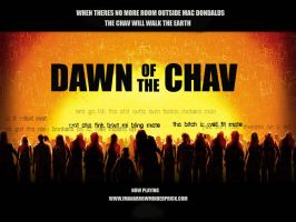 Dawn of the Chav by DiScObEaN