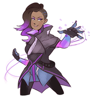 Sombra by Beezii11