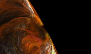 Red Planet Fractal by mross5013