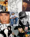 Collage 'o Tom Kaulitz by SugarBaby-62