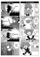 Kingdom hearts 2 4-koma P4 by knil-maloon