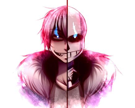 --SanS-- by Likesac