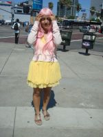 AX 2012 87 - Fluttershying 04 by choxie-chan