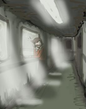Team Wasabi - Creepy Train by wacky-w