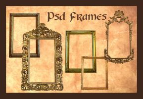 Psd Frames by Adaae-stock