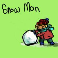 snowman_animation by peppington