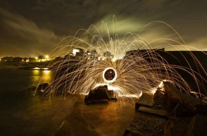Forty Sparks by BMC-Photography