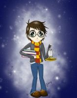 Harry potter by SensualUnicorn