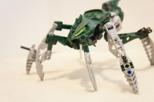 tank spider by ethan-k793