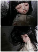 BJD make-up by ASingleGiraffe