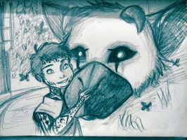 The Last Guardian by Shenbug