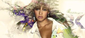 Beyonce by veyron73