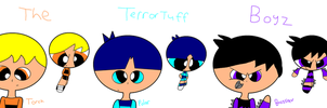 Style Practice 2 with The TerrorTuff Boyz by GangnamStyleChick