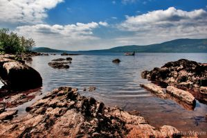 Loch Lomond by brijome