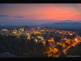 Asheville NC by MRBee30