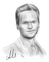 Neil Patrick Harris by Shampie