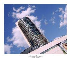 Glass Tower. by DmanLT21