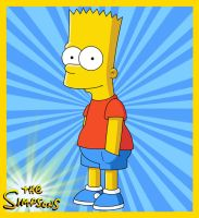 Bart Simpson by el-maky-z