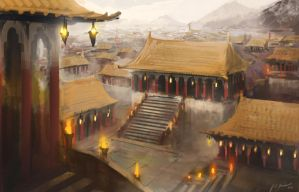 The Forbidden City of Daojiang - MLP Expanded by Lionel23