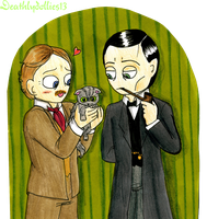 Can we keep it, Holmes? by Deathlydollies13