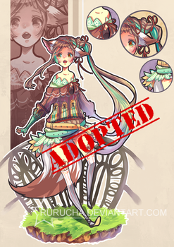 Auction Adopt 01 ::CLOSED:: by Rurucha