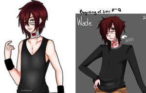 Before and After : Wade by Po-Zu