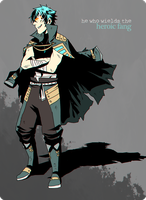MAGE: he who wields the heroic fang by jackettt