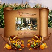 Happy Thanksgiving by BeadsofCambay
