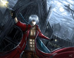 Devil May Cry by W-E-Z