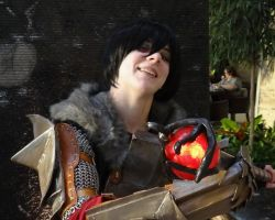 Lady Hawke - Dragon Age 2 (at InConJunction) by Cosplay4UsAll