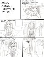 Misa Amane Growth Pg1 by GrandMasterLucilious