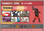 Demoman Pokemon by Eeveegirl13