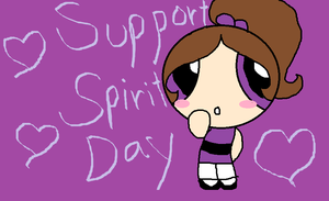 Spirit Day by PurfectPrincessGirl