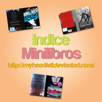 Indice Mini-Libros by MyHeartFell