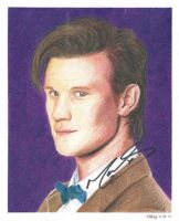 Doctor Who - The 11th Doctor by MikesStarArt