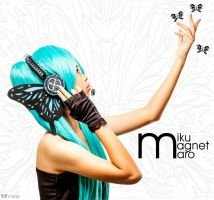 Magnet Miku Maro by hermanstudio