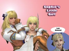 Sophie's Little Girl by TheOtherBlackPigeon