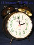 Old Style Clock Pack by Hjoranna