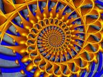 Sprial 27a by fractalyst