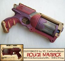 Hunters J-Rouge Maverick CUSTOM by vs-catonthemoon