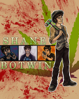 Are you a killer Shane Botwin? by yurixmeister
