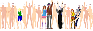 Giant OC Collab by Nami14