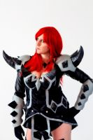 Erza - Purgatory Armor by Seriphrial-lotus