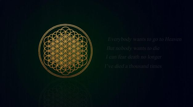 Bring me the Horizon - Hospital for Souls by Jellyfrog1