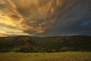 Kloof Gorge by carlosthe