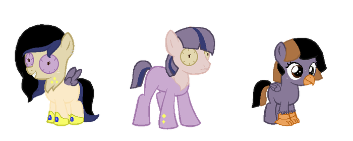 Lisa Paintbrush x Prince Gold Feather foals(Open!) by ShimmerStarGirl12